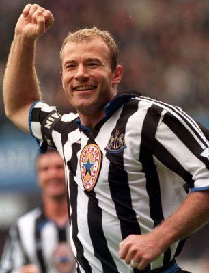 Alan Shearer, Newcastle striker