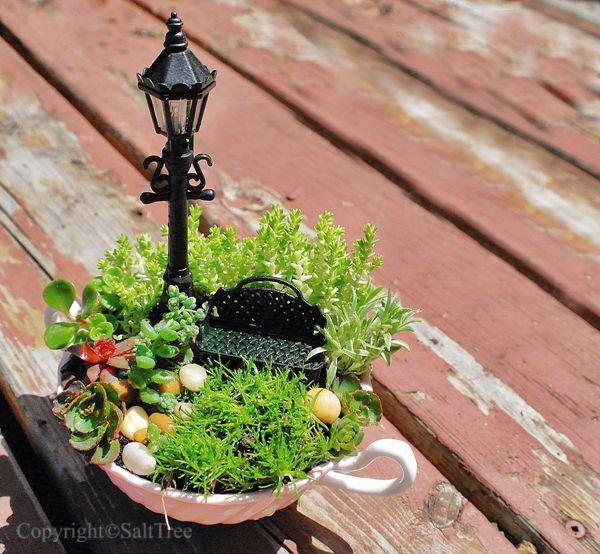 Fairy garden           via101ideer.se