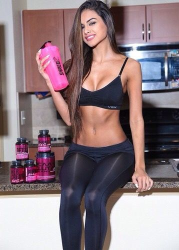 how to look shredded faster for woman on vegan diet