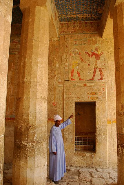 Essay on Hatshepsut