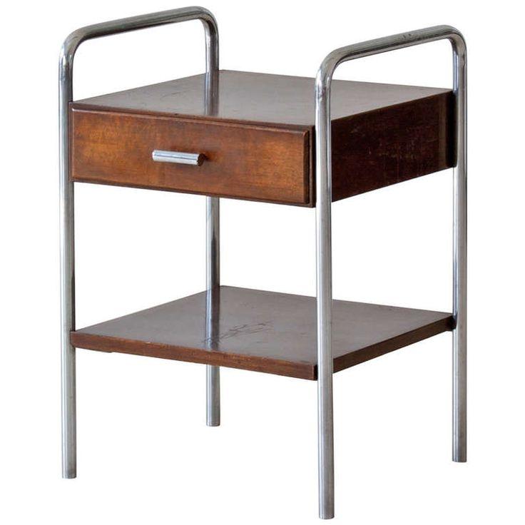 Bauhaus Side Table