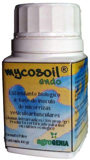 Mycosoil Endo,  las #micorrizas para tus plantas y jardín. En agrogenia.com