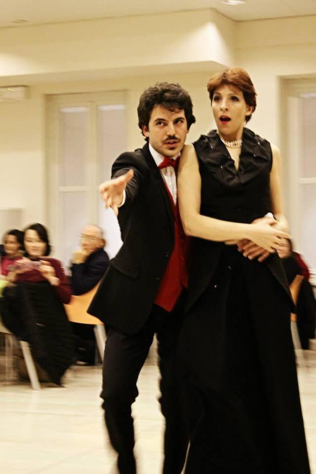 """""""Carissimi Padri"""" - http://www.emiliaromagnateatro.com/carissimi-padri/ - foto Jessica Prandini"""