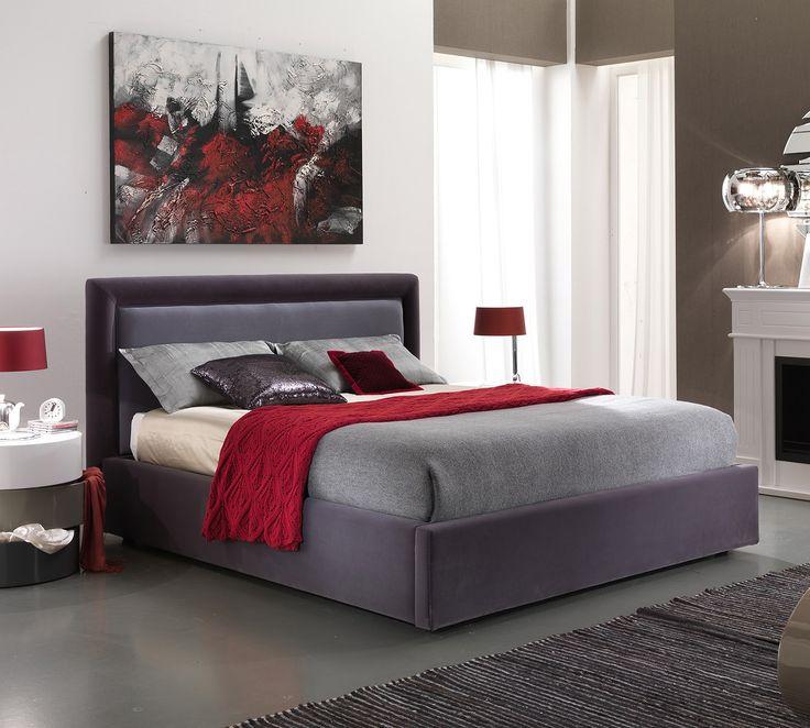Oltre 25 fantastiche idee su camera da letto grigio scuro - Camera da letto grigio ...