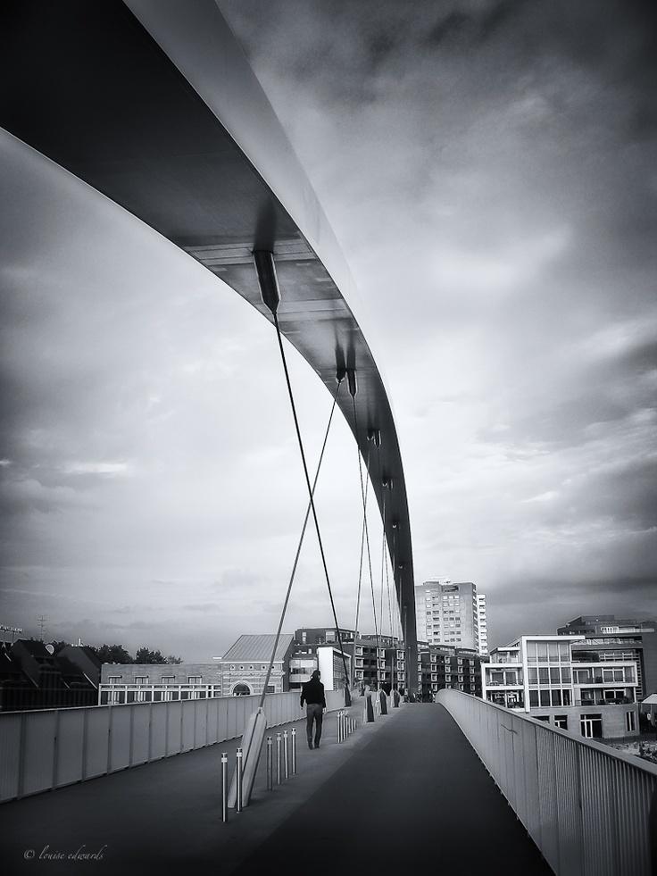 Arch Foot Bridge, Maastricht
