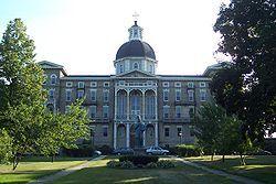 St Francis De Sales Seminary..... St Francis, Wisconsin - (Roman Catholic)