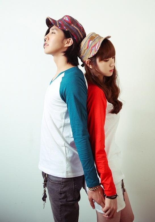 Ulzzang Couple Park Ji Ho And Ryu Hye Ju