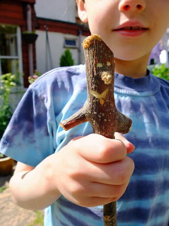 A Little Bit of Whittling and the Importance of Play - a response to the government's proposals for nursery education