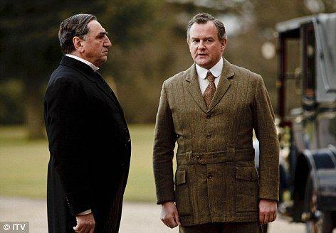 Norfolk Jacket - Downton Abbey