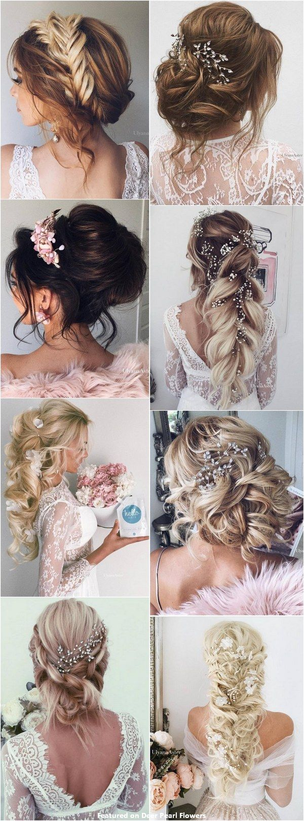 965 best wedding hair images on pinterest | hairstyle ideas, hair