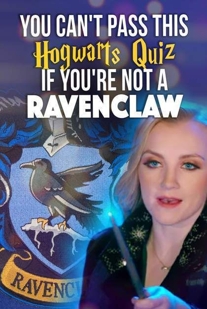 Quiz: You Can't Pass This Hogwarts Quiz If You're Not A