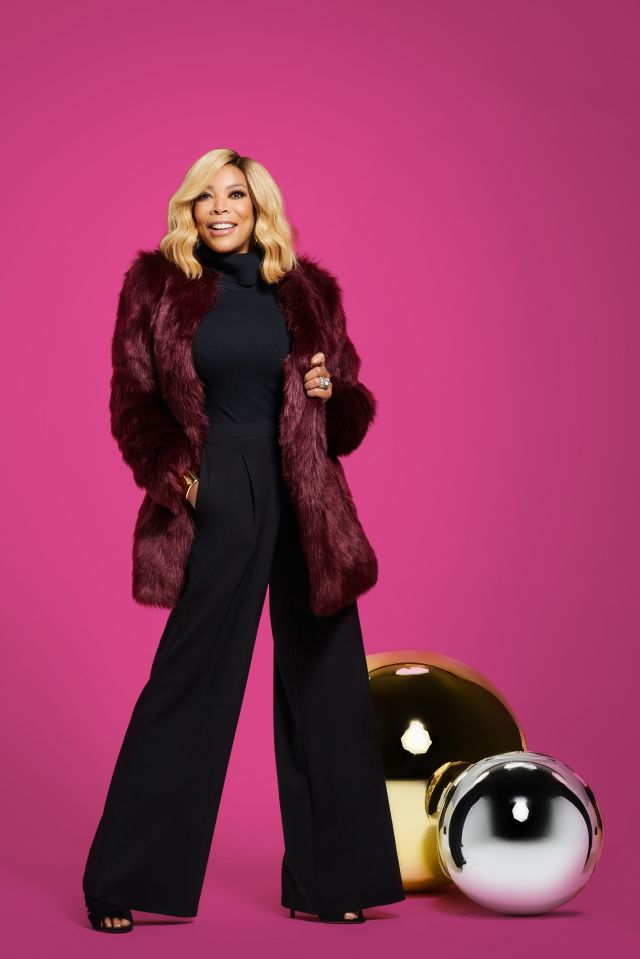 Wendy Williams Returns to HSN With New Holiday Collection