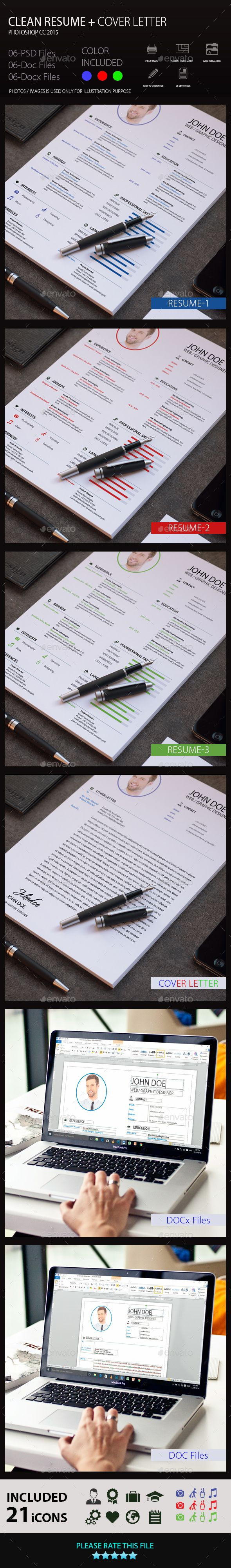 Resume 121 best Resumes PSD images on