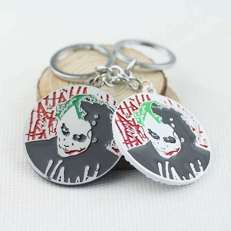 Like and Share if you want this  Joker Keychain (2 Colors) at $ 9.95 USD    Tag a friend who would love this!    FREE Shipping Worldwide    We accept PayPal and Credit Cards.    Buy one here---> https://ibatcaves.com/joker-keychain/    #Batman #dccomics #superman #manofsteel #dcuniverse #dc #marvel #superhero #greenarrow #arrow #justiceleague #deadpool #spiderman #theavengers #darkknight #joker #arkham #gotham #guardiansofthegalaxy #xmen #fantasticfour #wonderwoman #catwoman #suicidesquad…