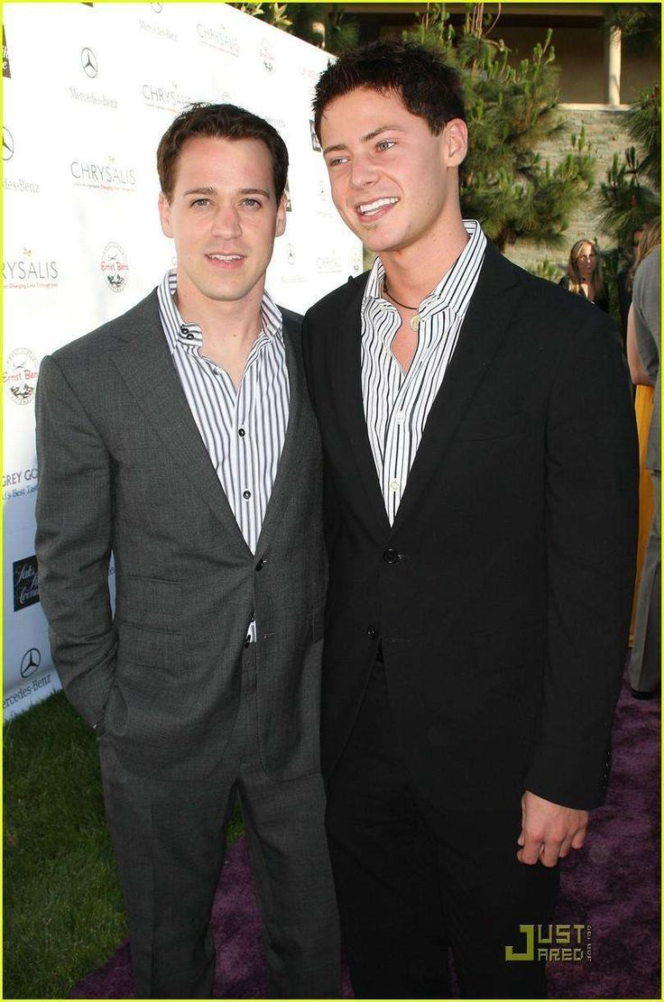 Gay Celebrities Who Are Married to Same-Sex Partners (Page 6)