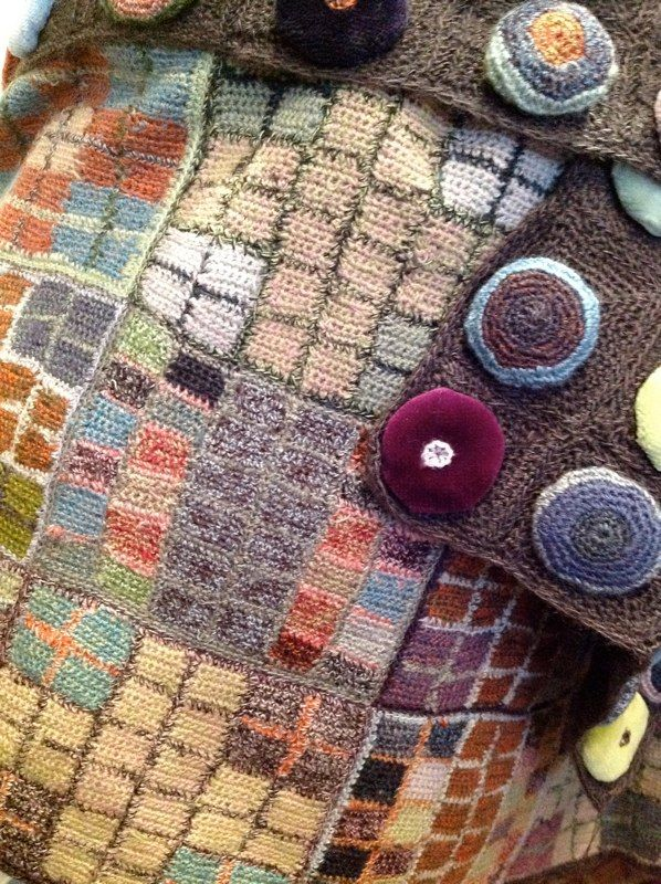 Sophie Digard crochet  Three Wise Monkeys
