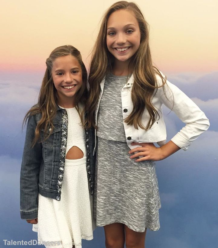 Like if you love Mackenzie Comment if you like Maddie Repin if both