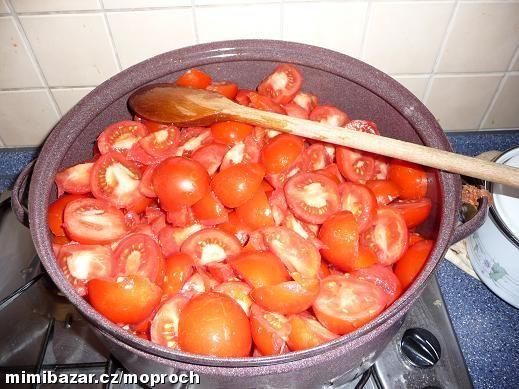 Domácí kečup ITALSKÝ
