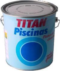 Titan χρωμα πισινας διαλυτου
