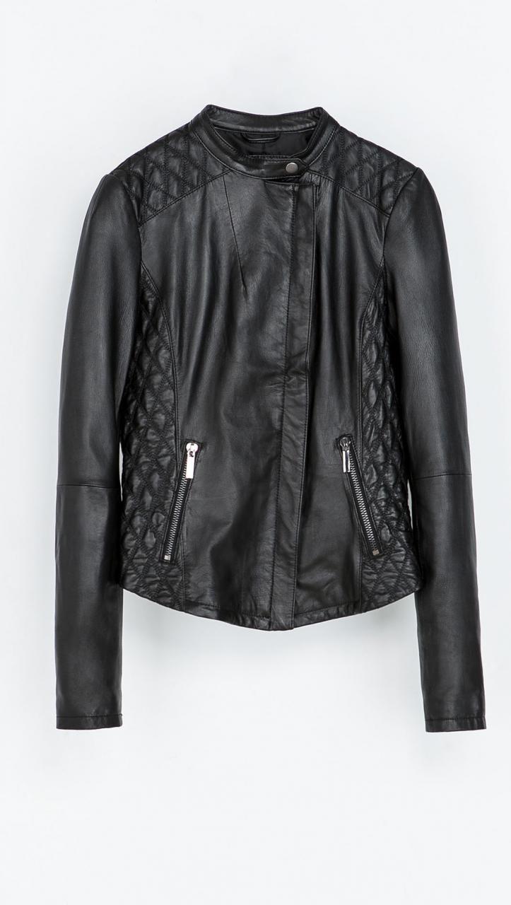 Zara Quilted Jacket as seen on Lauren Bushnell