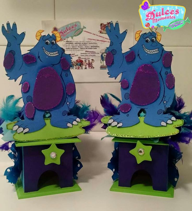 Chiclera Sullivan Monsters Inc
