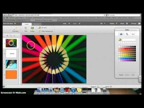 8 Unique Online Presentation Tools for Students
