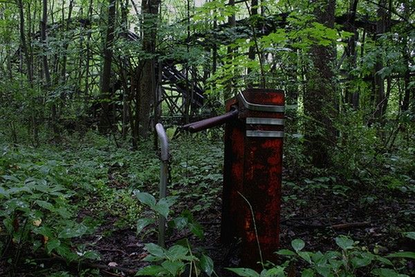 Parcs d'Attraction abandonnés (9)