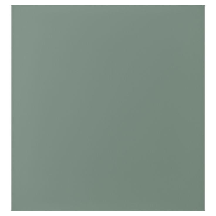 Ikea Notviken Door Gray Green Mit Bildern Schoner Wohnen Wandfarbe Wandfarbe Aussenfarben