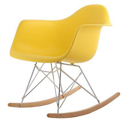 Best Chaises Longues Et Fauteuils à Bascule Rocking Chair - Fauteuil rocking chair