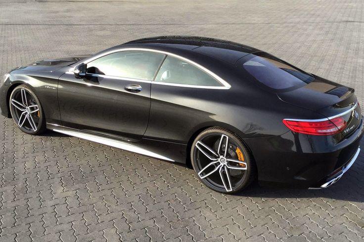 Mercedes-Benz S63 AMG Coupe ByG-Power.Le spécialiste des BMW nous présente sa version du parfaite Mercedes-Benz ... Pour cela,