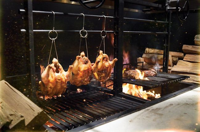 Commercial and Residential Grills | NorCal Ovenworks Inc.
