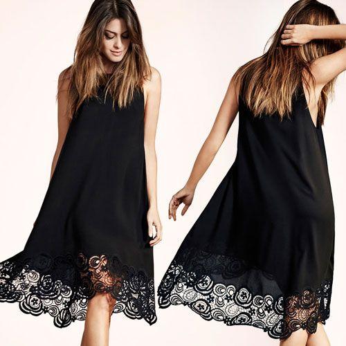 Etiqueta Negra Mujer Verano 2016 - Moda Elegante y Casual