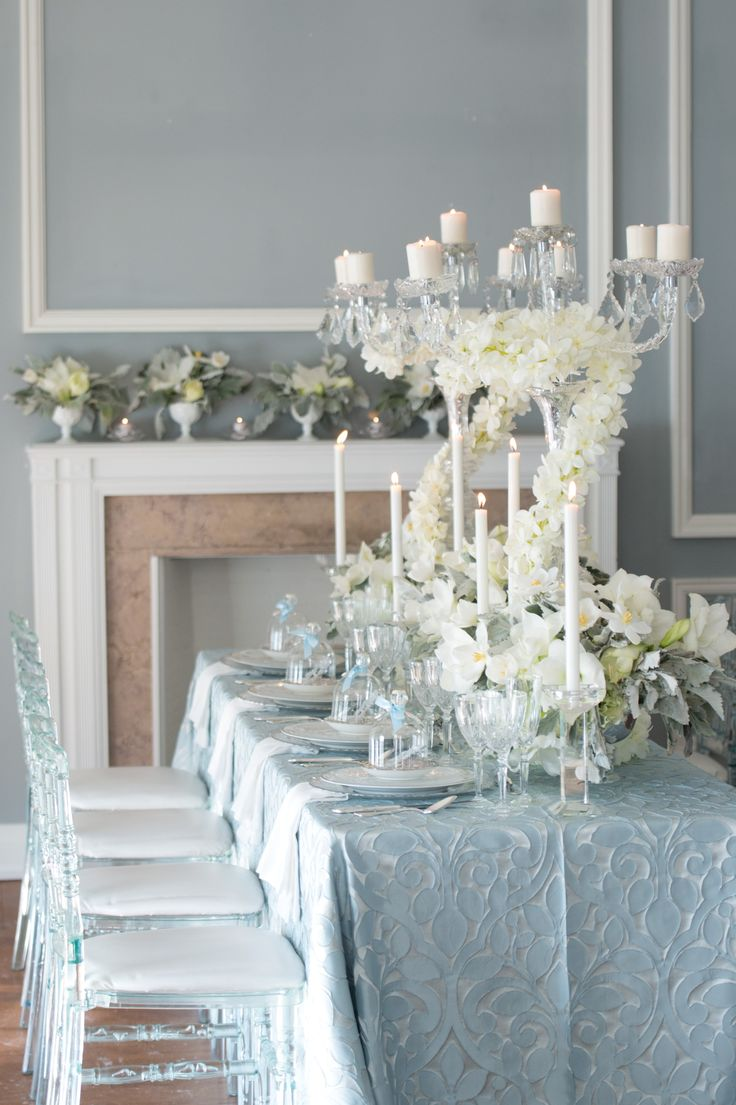 Winter Bliss Styled Shoot as Seen on Wedluxe |
