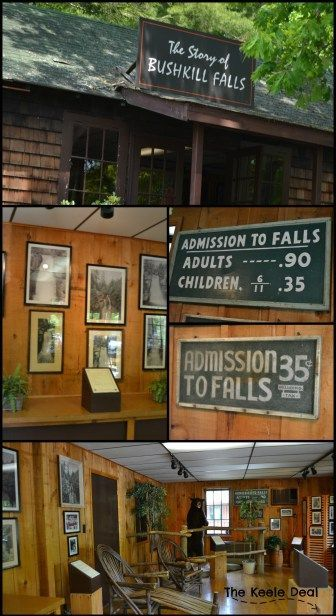 The story of Bushkill Falls - Visiting Bushkill Falls - A few Tips. Bushkill Falls located in Pennsylvania's Pocono Mountains is also known as the Niagara of Pennsylvania. The trails around Bushkill Falls lead to 8 different waterfalls. thekeeledeal.com