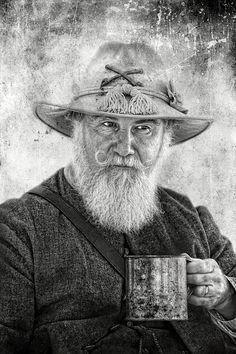 La adicción a la cafeína, un potente enemigo para el ejército confederado - Cuaderno de Historias