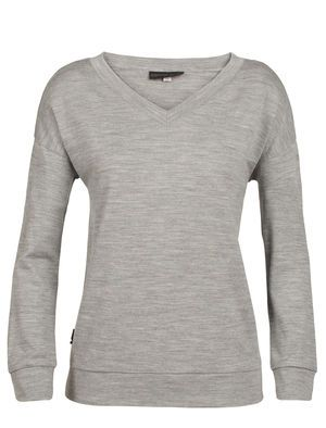 cafd05470c7b3d 旅 TABI Deice Long Sleeve V Layers, Long Sleeve, Sleeves, Sweaters,  Icebreaker