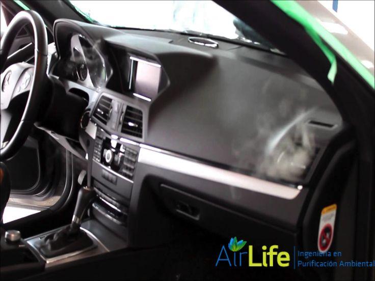 AIRLIFE te informa ¿Sabes dónde acumula contaminantes tu automóvil? en el sistema de ventilación de un automóvil, tanto en calefacción como aire acondicionado, acumula una gran cantidad de contaminantes orgánicos, bacterias, virus y hongos, además de olores desagradables producidos por el tabaco, mascotas, suciedad impregnada en los zapatos y restos de comida. http://www.airlifeservice.com/