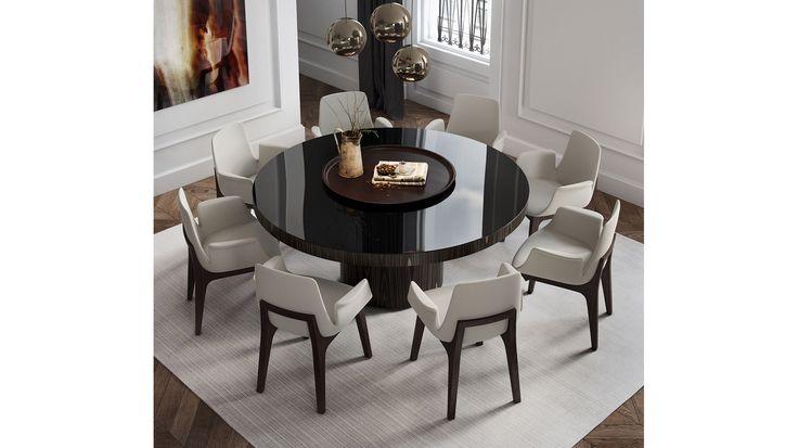 Barrett 71 Dining Table | Zuri Furniture