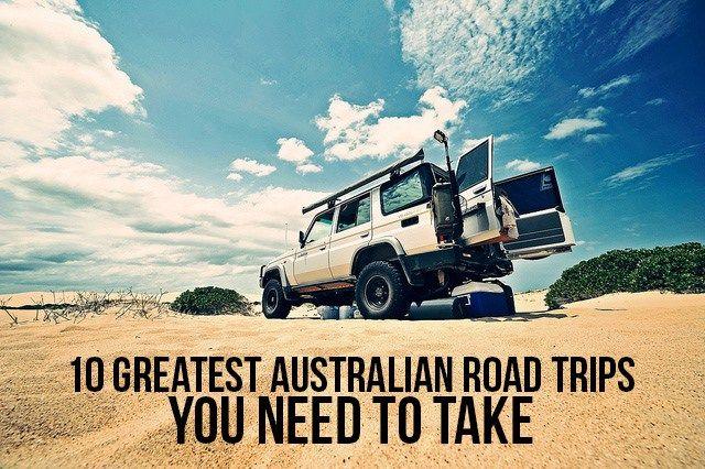 10 greatest australian road trips