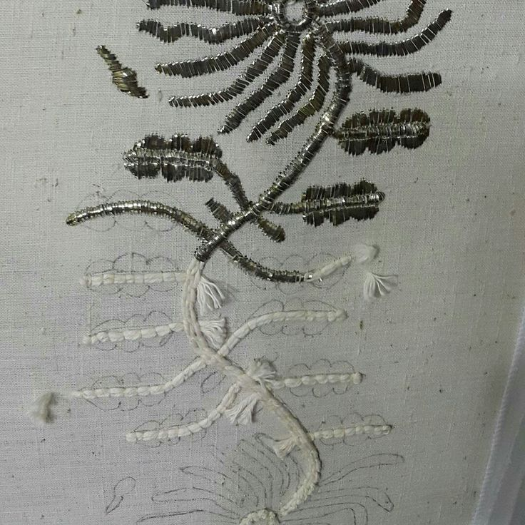 Kasım El Sanatları Birsen Görduren  Kendisinin izni ile . Tel sarma