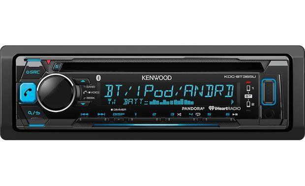 Kenwood KDC-BT365U