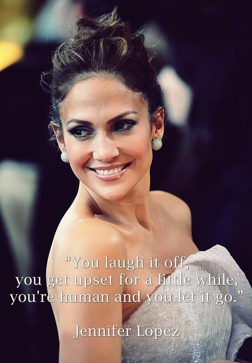 Jennifer Lopez Quote ♥