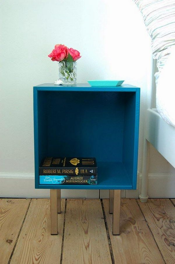 30 Creative Nightstand Ideas for Home Decoration, http://hative.com/creative-nightstand-ideas-for-home-decoration/,