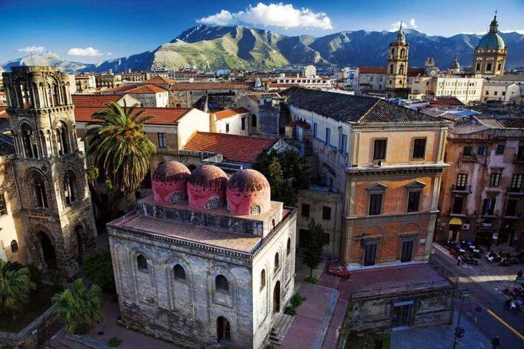 Gu Reise von Palermo. Die Informationen, die Sie brauchen in unserer gu von Palermo gelegen: Orte zu besuchen, Gastronom, Parteien...