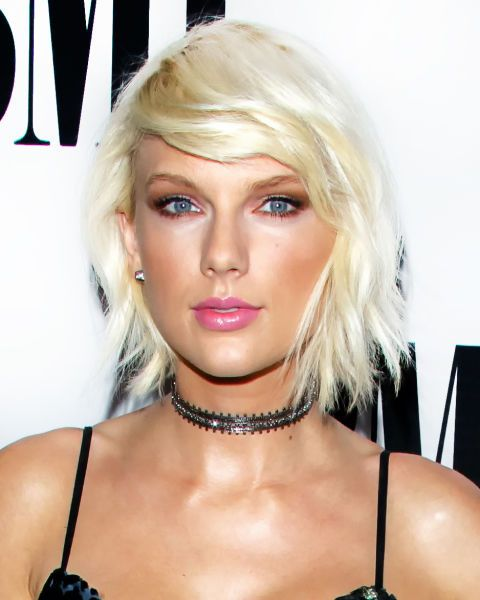 Beachy blonde hair doesn't have to be Blake Lively long as Taylor Swift proves with her platinum tousled bob.