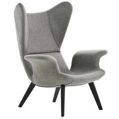 Longwave High Back Armchair by Diesel with Moroso