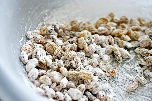 Yogurt Covered Raisin Clusters ... V1