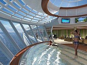 Distractie, lux, Caraibe - Croaziere Royal