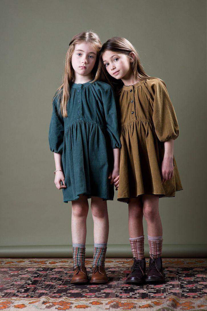 карамель модные ребенок-девочка одет-Boho