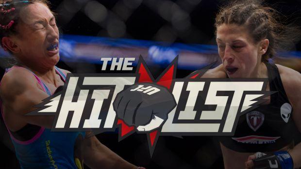 UFC 185 results recap: Joanna Jedrzejczyk vs Carla Esparza UFC 185 #UFC185